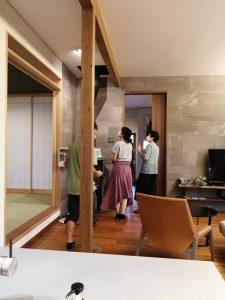 斐川モデルハウスを気に入っていただいています!