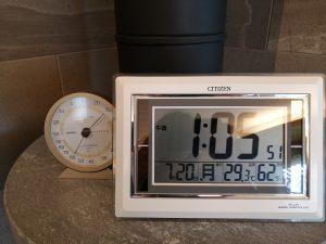 斐川モデルハウスは断熱と調湿が発揮しています