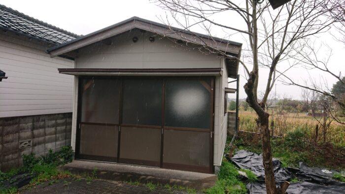 車庫リノベーションで別荘に?!